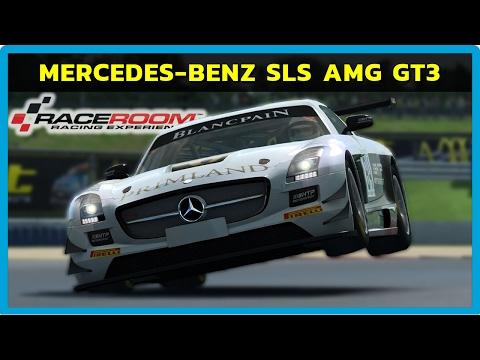 RACEROOM - MERCEDES-BENZ SLS AMG GT3 EM OSCHERSLEBEN
