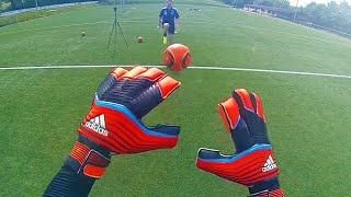 Video Ultimate adidas Predator Zones Goalkeeper Gloves Test & Review MP3, 3GP, MP4, WEBM, AVI, FLV Juli 2018