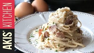 Carbonara | Akis Kitchen by Akis Kitchen