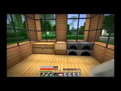 Burak Minecraft'ta Bölüm 5 [Elmas Bulma Yöntemi]
