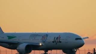 Time lapse tokyo international airport 羽田空港微速度撮影