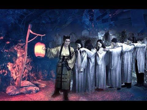【老烟斗】揭秘僵尸村的神秘传说,一个比封门村更可怕的村子!