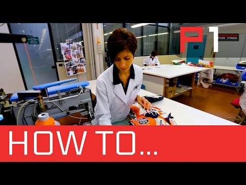 Marquez - Rosanna flew to the Alpinestars factory in Italy to learn how Marc Márquez's MotoGP Championship winning race suit is made. Subscribe for more: http://link.b...