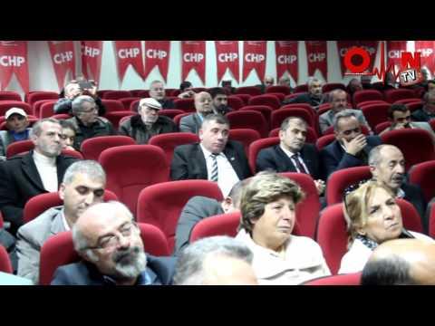 CHP Of İlçe Kongresi Fahri Kaptanoğlu