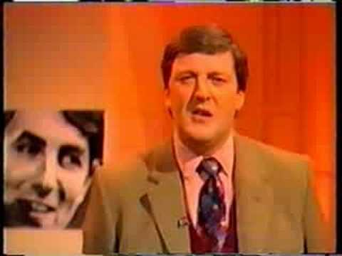 Stephen Fry attacks media coverage of Peter Cook's death