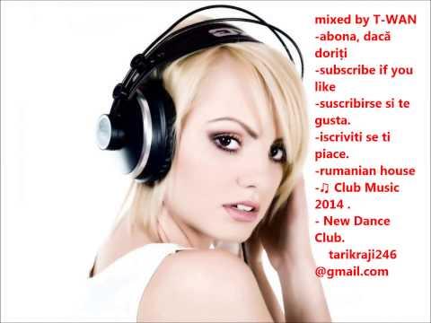 ♫ Muzica Noua Romaneasca Noiembrie   2014 ► Romanian Music♫ T-WAN remixes