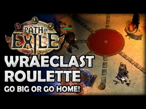 Path of Exile: Wraeclast Roulette with Greendude & WillyWonka – Win it Big or Mortgage Your Hideout!