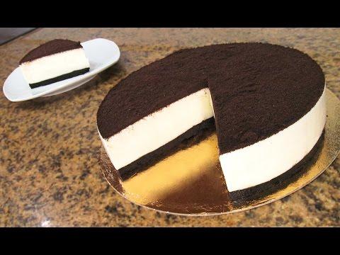 horno - Aprende con este vídeo a como hacer Tarta   Torta Oreo sin Horno o Cheesecake de galletas Oreo sin Hornear. La receta está explicada paso a paso y de forma s...