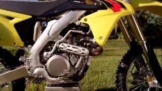 9. 2015 Suzuki RM-Z450