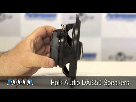 polk audio - Test Report of the Polk Audio DXi650 Speakers by Garry Springgay.