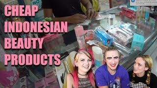 Video Trying Cheap Indonesian Makeup ft. My Brother and Sister! MP3, 3GP, MP4, WEBM, AVI, FLV Februari 2019