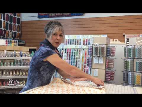 Meissner Minutes: Serger Pillowcase Project