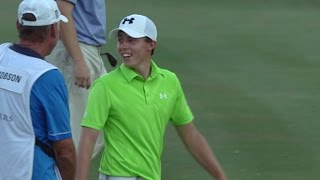 Matthew Fitzpatrick's clutch eagle hole out at THE PLAYERS by PGA TOUR