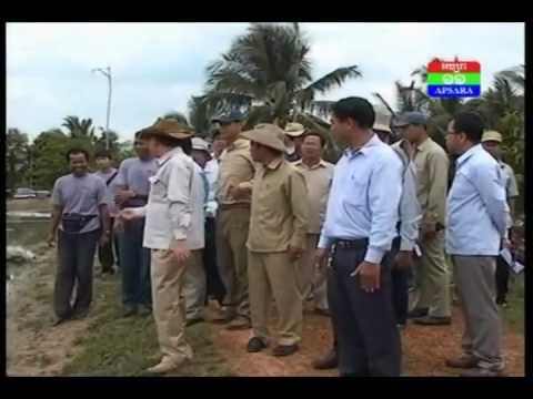 Shrimp Aquaculture in Cambodia