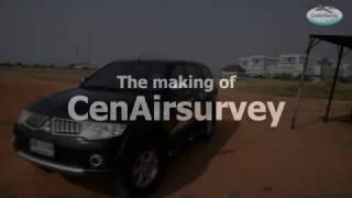 Making of CenAirsurvey