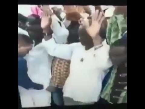 A Pastor doing Penis Deliverance