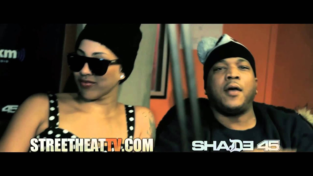 P Lion Youtube Styles P stops by Shade 45 to