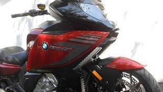 1. All New 2014 BMW K1600GT Sport Ride & Walk Around Video Gulf Coast Motorcycles Ft Myers Florida