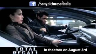 TOTAL RECALL TV SPOT Hindi