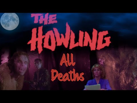 The Howling 1981 All Deaths