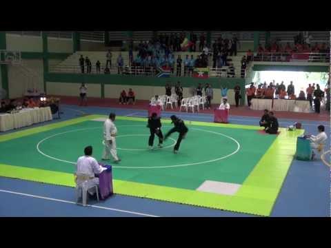 Pencak Silat 2012 World Tournament – Circle of Champions (Full Version)