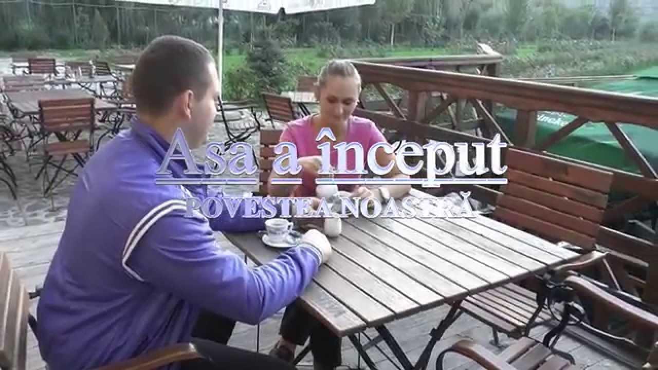 Videoclip cerere in casatorie Claudiu & Codruta