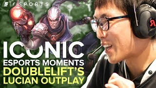 Video ICONIC Esports Moments: Doublelift's Lucian Outplay (LoL) MP3, 3GP, MP4, WEBM, AVI, FLV Juni 2018