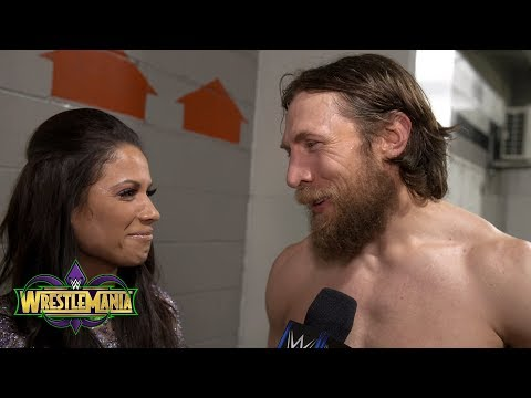 Video Daniel Bryan reflects on his in-ring return at WrestleMania 34: Exclusive, April 8, 2018 download in MP3, 3GP, MP4, WEBM, AVI, FLV January 2017