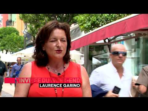 L'invitée du weekend : Laurence Garino