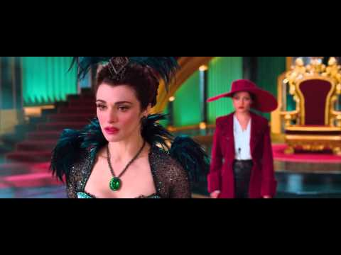 """Oz The Great and Powerful """"Argument Over Oz"""" Clip - Mila Kunis, Rachel Weisz"""