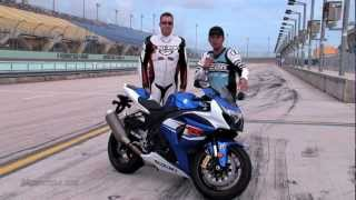 2. 2012 Suzuki GSX-R1000 Motorcycle Review - Making the Gixxer thou better than ever