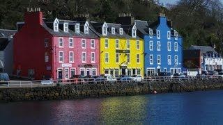 Tobermory United Kingdom  City pictures : Driving Tobermory main street
