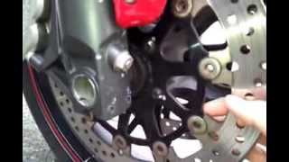 9. Hypermotard 1100, 2008 model long term report.