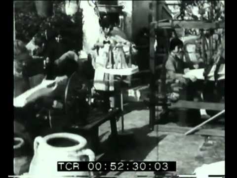 Capri story: Panorami e folklore del 1930 (Video)