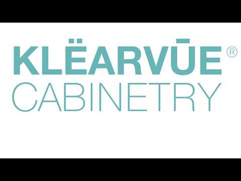 Klearvue Cabinetry Cabinet Connector Installation