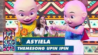Video Yuk Nyanyi Bareng Asyiela Putri [THEME SONG UPIN & IPIN] - Mom & Kids Award 2018 (21/7) MP3, 3GP, MP4, WEBM, AVI, FLV Mei 2019