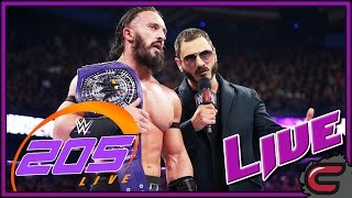 Nonton WWE 205 Live March 7th 2017 Full Show & Live Reactions Film Subtitle Indonesia Streaming Movie Download