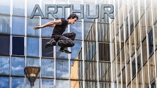 Arthur short Action movie Parkour directed by Serge Ramelli