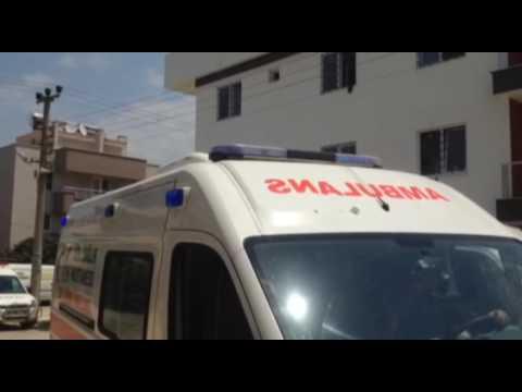 Milas'ta elektrik akımına kapılan genç öldü
