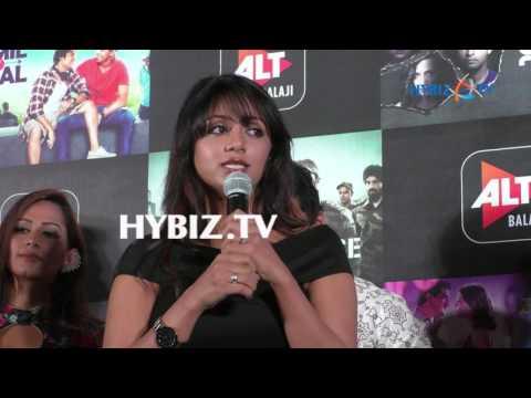 , Eden, Actress-Tamil Thriller Maya Thirrai Launch