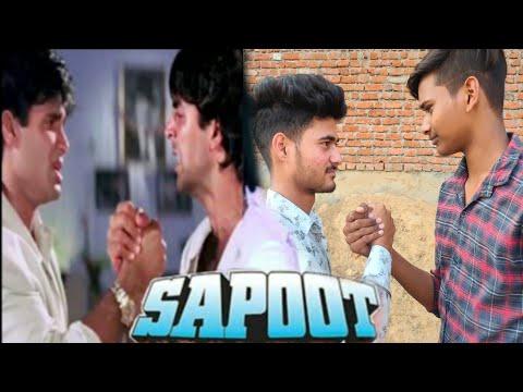 Sapoot (1996) Akshay Kumar | Sunil Shetty | Sapoot movie best dialogue | Vp film