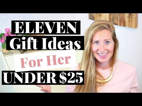 Mother's Day Gift Guide 2017 – Gift Ideas for Mom Under $25