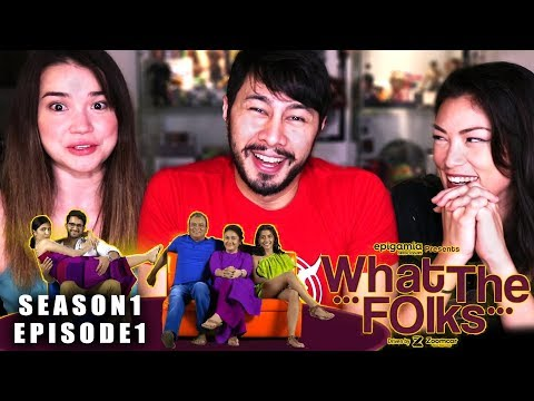 Dice Media: WHAT THE FOLKS | Episode 1 | Reaction | Achara & Alazay!