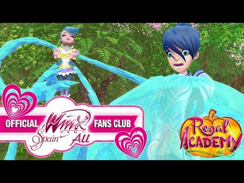 Regal Academy 2 | Ep. 19 - El Regreso de Ruby (Clip)