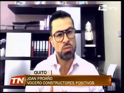 A pesar de situación crítica, el sector de la construcción va por recuperación