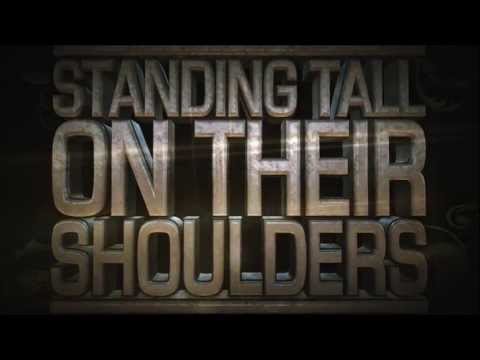 Benjamin The Esquire - Standing Tall On Their Shoulders (Lyric Video)