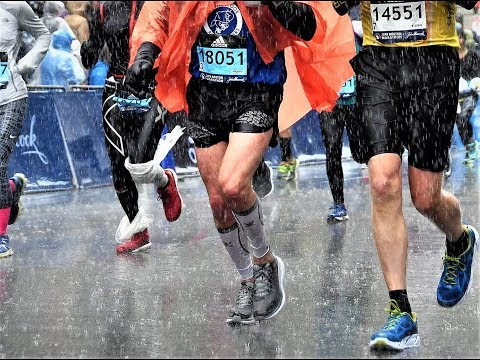 2018 Boston Marathon: Year of the Wicked Pissah
