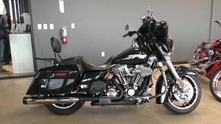 9. 660730   2013 Harley Davidson Street Glide   FLHX