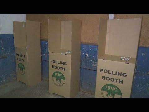 Κένυα – Προεδρικές εκλογές: Ξεκίνησε η καταμέτρηση