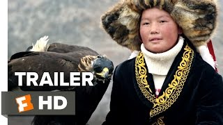 The Eagle Huntress Official Trailer 2 (2016) - Documentary